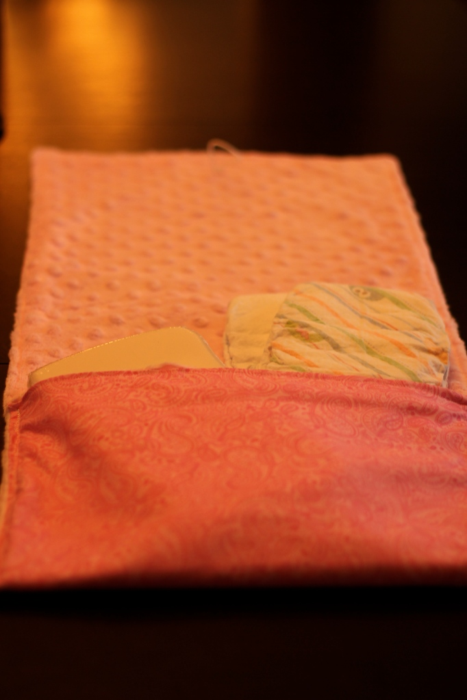 How to Make a Baby Clutch Changing Pad