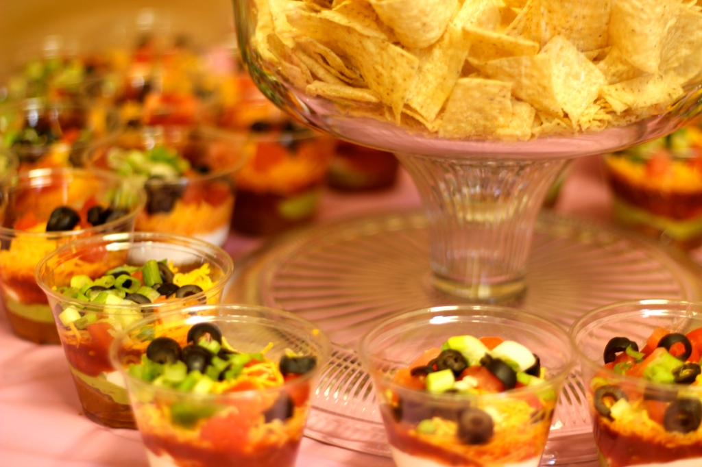Pinterest 7 Layer Dip