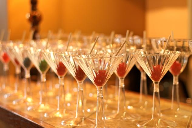 Pinterest Inspired Martini