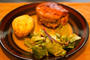 Stuffed Pork Chop Recipe